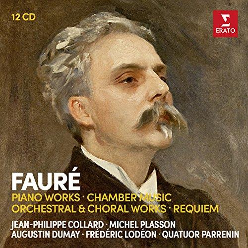 Fauré : oeuvres pour piano