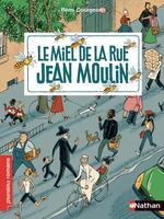 Vente EBooks : Le miel de la rue Jean Moulin - Roman Vivre Ensemble - De 7 à 11 ans  - Rémi Courgeon
