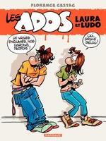Vente EBooks : Les ados Laura et Ludo T.1  - Florence Cestac