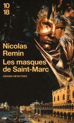 Couverture de Les masques de saint-marc