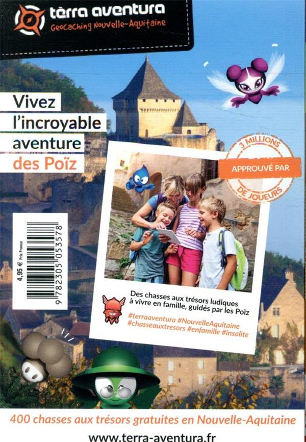 GUIDE PETIT FUTE ; CARNETS DE VOYAGE ; Nouvelle-Aquitaine (édition 2021/2022)
