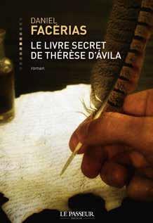 Le livre secret de Thérèse d'Avila