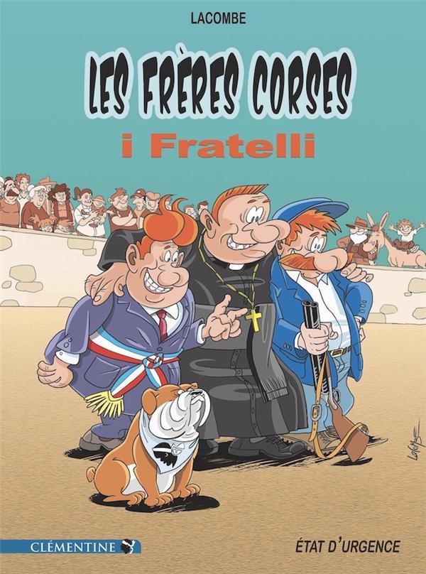 LES FRERES CORSES  -  ETAT D'URGENCE