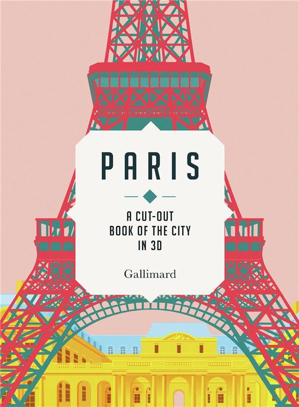 Paris, the city in 3D