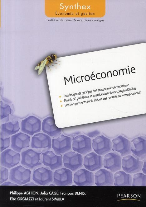 SYNTHEX ; microéconomie