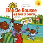Vente EBooks : Boucle Rousse et les 3 ours (L+CD)  - Fabienne Morel - Debora Di Gilio