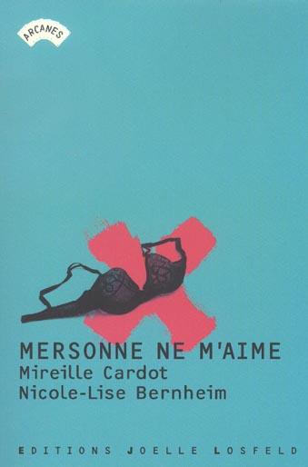 Mersonne Ne M'Aime