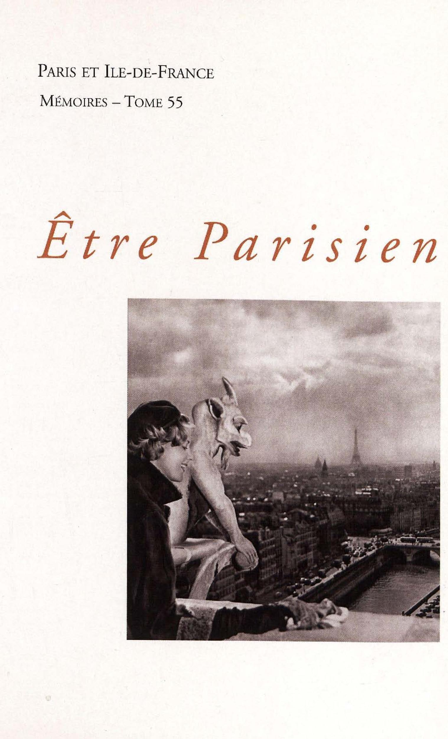 etre parisien