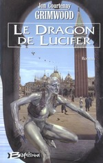 Couverture de Le dragon de lucifer