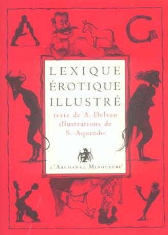 Lexique érotique illustré