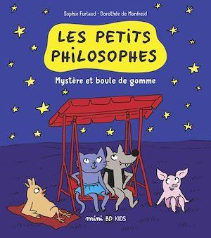 Vente EBooks : Les petits philosophes, Tome 01  - Sophie Furlaud