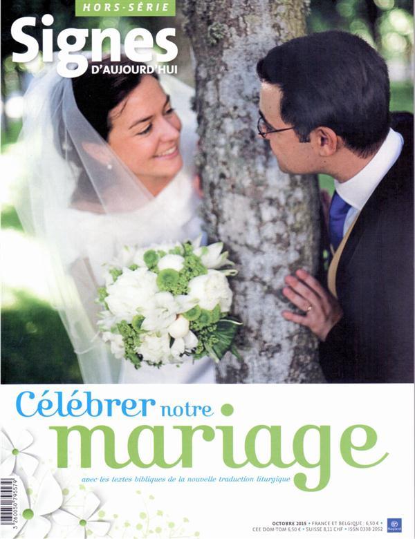 Celebrer notre mariage 2015