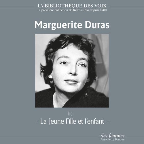 Vente AudioBook : La Jeune Fille et l'Enfant  - Marguerite Duras