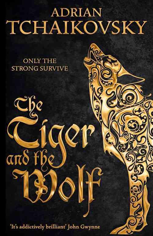 THE TIGER AND THE WOLF - ECHOES OF THE FALL
