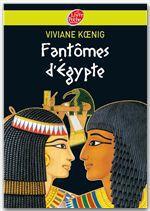 Vente Livre Numérique : Fantômes d'Égypte  - Viviane Koenig