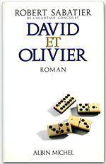 Couverture de David et olivier
