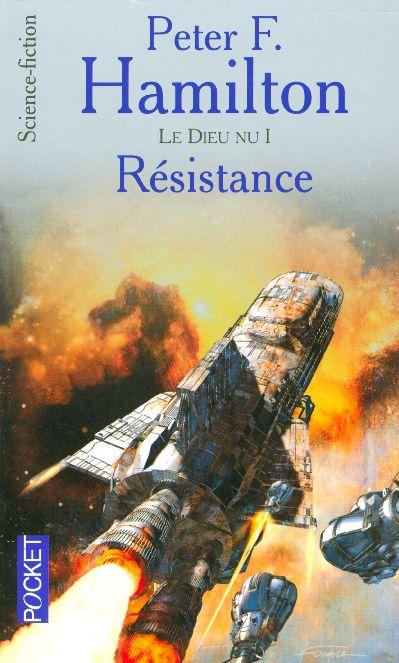 Le dieu nu - tome 1 resistance