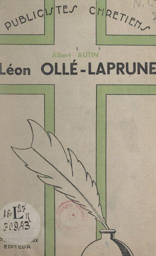 Léon Ollé-Laprune