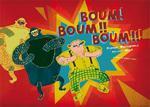 Couverture de Boum ! Boum !! Boum !!!