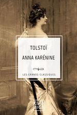 Vente Livre Numérique : Anna Karénine  - Léon Tolstoï