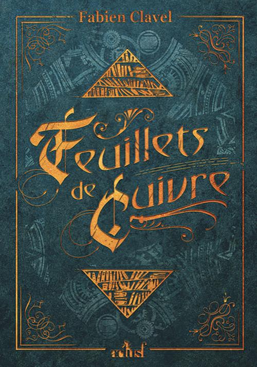 Vente Livre Numérique : Feuillets de cuivre  - Fabien Clavel