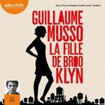 Vente AudioBook : La Fille de Brooklyn  - Guillaume Musso