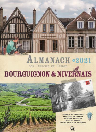 Almanach bourguignon & nivernais (édition 2021)