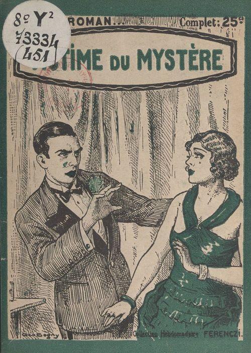 Victime du mystère
