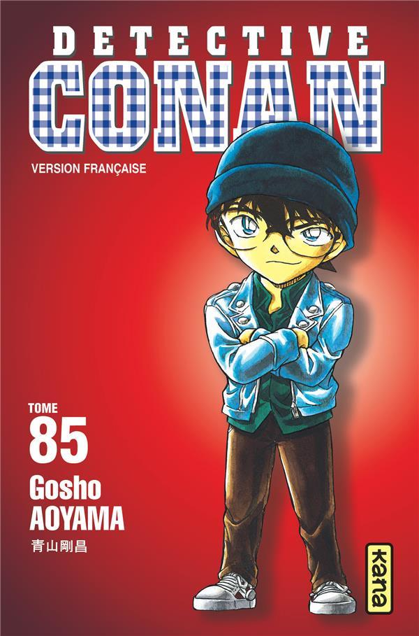 Detective Conan T.85