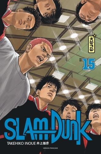 Slam dunk - star edition T.15
