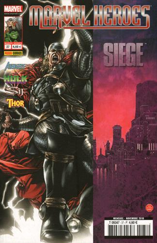 Marvel Heroes - Siege T.37