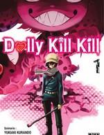 Vente Livre Numérique : Dolly Kill Kill T01  - Yûsuke Nomura