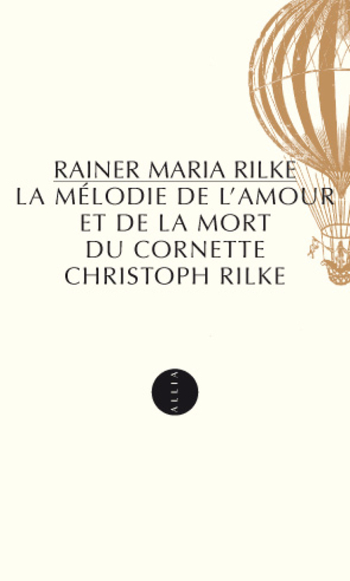La mélodie de l'amour et de la mort du cornette Christoph Rilke