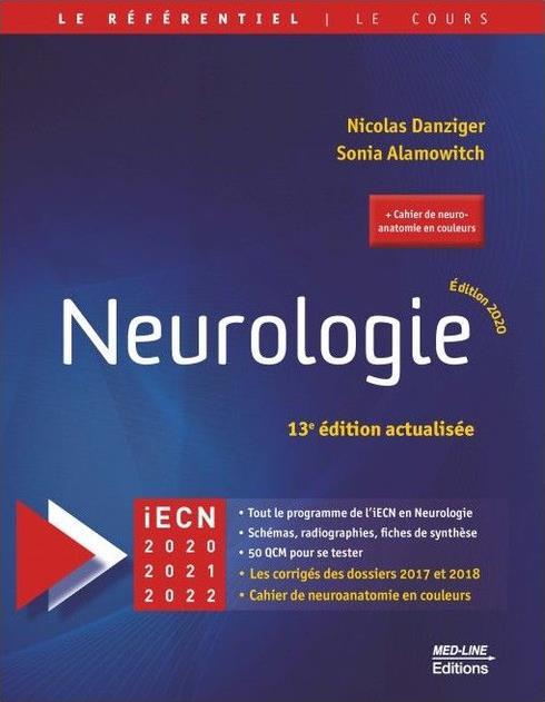 Le referentiel cours de neurologie med-line