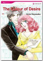 Vente Livre Numérique : Harlequin Comics: The Colour of Desire  - Emma Darcy - Amie Hayasaka
