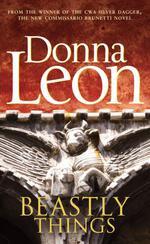 Vente Livre Numérique : Beastly Things  - Donna Leon