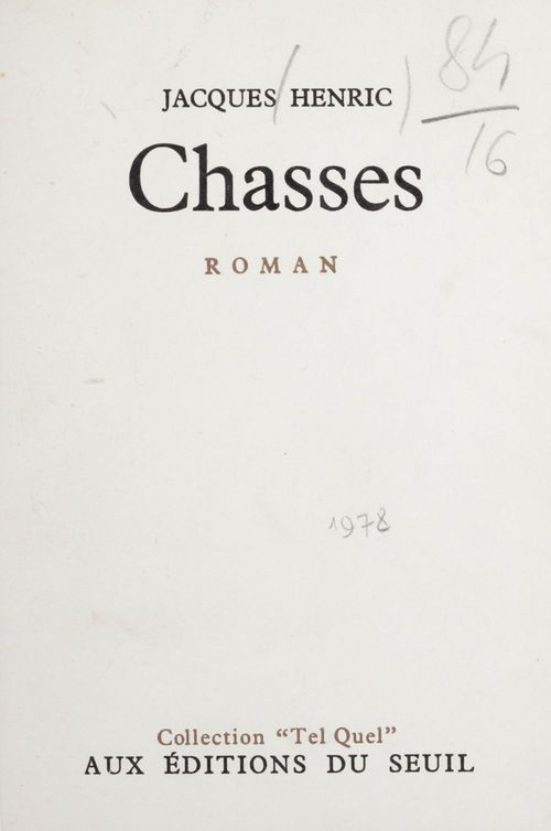 Chasses