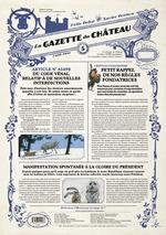 Vente Livre Numérique : Le Château des Animaux (Tome 5) - La Gazette du Château  - Xavier Dorison