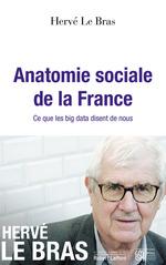 Vente EBooks : Anatomie sociale de la France  - Hervé LE BRAS