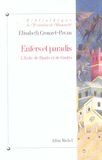 Enfers et paradis ; l'Italie de Dante et de Giotto