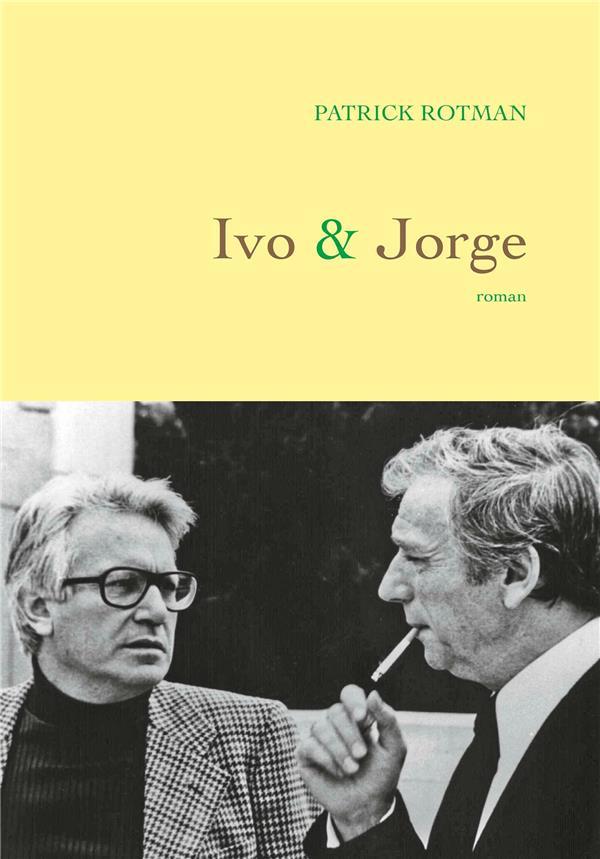 Ivo et Jorge