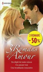 Vente Livre Numérique : 3 Romans d'Amour  - Linz Cathie - Penny Jordan - Alison Roberts
