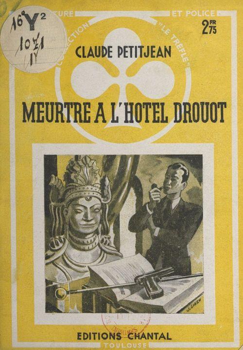 Meurtre à l'Hôtel Drouot