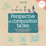 Vente Livre Numérique : Perspective et composition faciles  - Lise Herzog