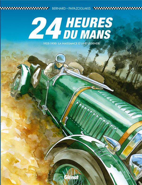 24 heures du Mans ; 1923-1930, la naissance d'une légende