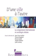 Vente EBooks : D'une ville à l'autre  - Yankel FIJALKOW - Jean-Yves Authier - Lydie LAUNAY - Bruno Cousin - Vincent BAGGIONI