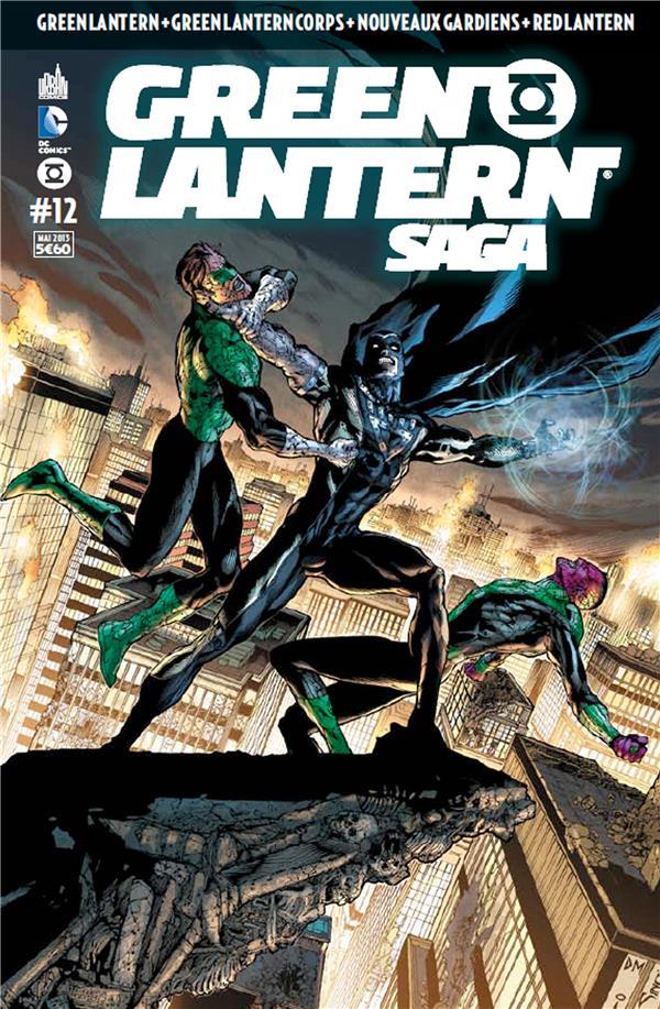 Green Lantern Saga T.12