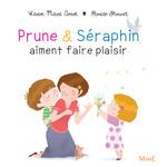 Vente Livre Numérique : Prune et Séraphin aiment faire plaisir  - Karine Marie Amiot - Florian Thouret