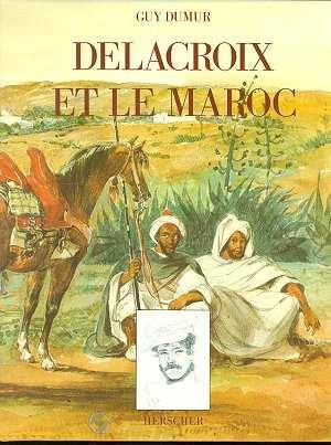Delacroix Et Le Maroc