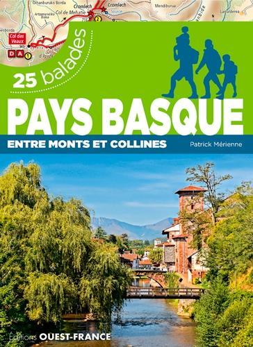 Pays basque ; 25 balades
